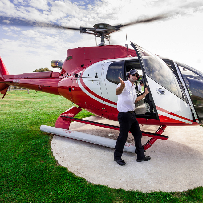 LUXURY WINE TOUR IN PIEDMONT WITH HELICOPTER RIDE